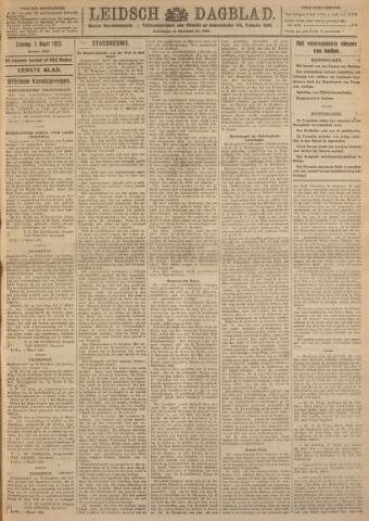 Leidsch Dagblad 1923-03-03
