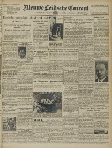 Nieuwe Leidsche Courant 1947-11-12