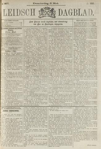Leidsch Dagblad 1892-05-05