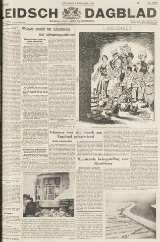 Leidsch Dagblad 1951-12-01
