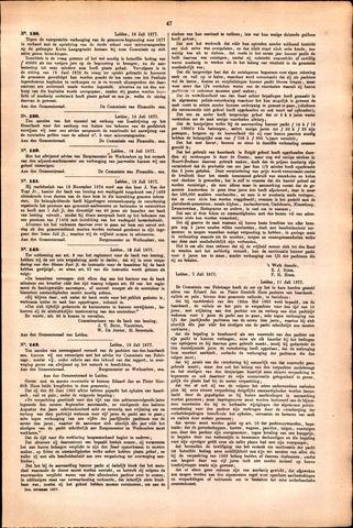 Handelingen van de Raad 1877-07-16