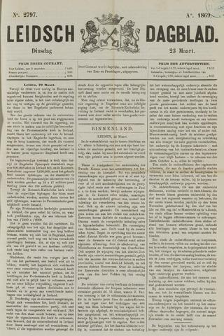 Leidsch Dagblad 1869-03-23