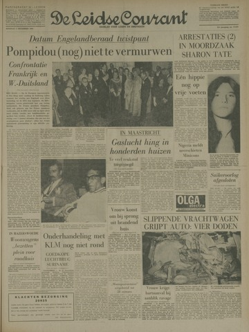 Leidse Courant 1969-12-02