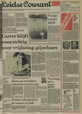 Leidse Courant 1980-11-03