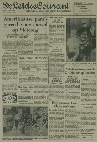 Leidse Courant 1965-06-14