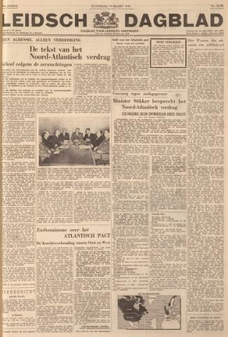 Leidsch Dagblad 1949-03-19