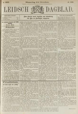 Leidsch Dagblad 1892-10-24