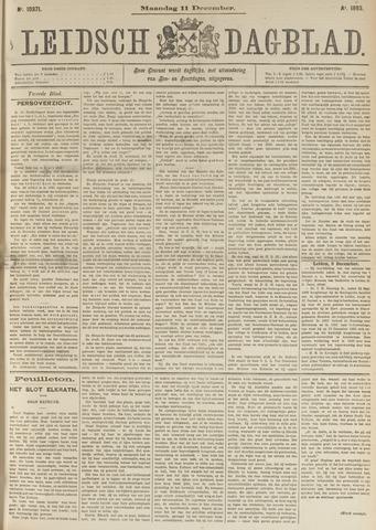 Leidsch Dagblad 1893-12-11
