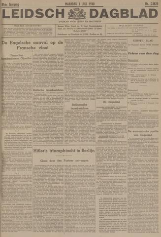 Leidsch Dagblad 1940-07-08