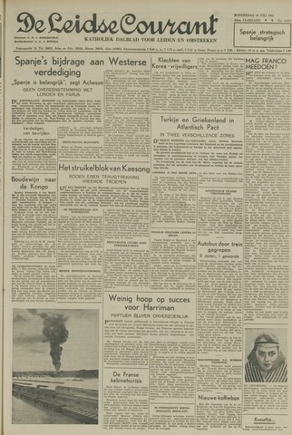 Leidse Courant 1951-07-19