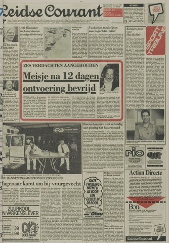 Leidse Courant 1987-02-23