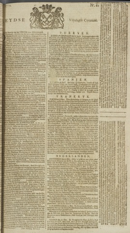 Leydse Courant 1772-05-22