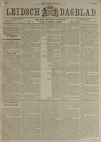 Leidsch Dagblad 1896-07-28