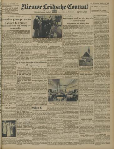 Nieuwe Leidsche Courant 1947-10-23
