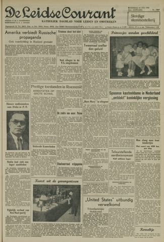 Leidse Courant 1952-07-16