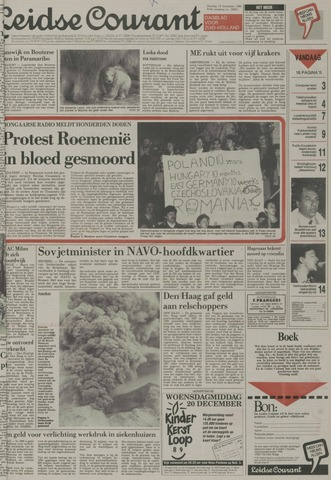 Leidse Courant 1989-12-19