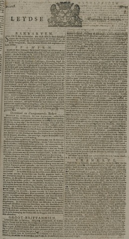 Leydse Courant 1728-03-03