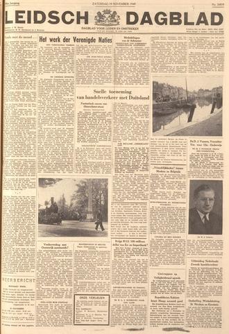 Leidsch Dagblad 1949-11-19