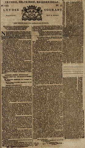 Leydse Courant 1795-03-23