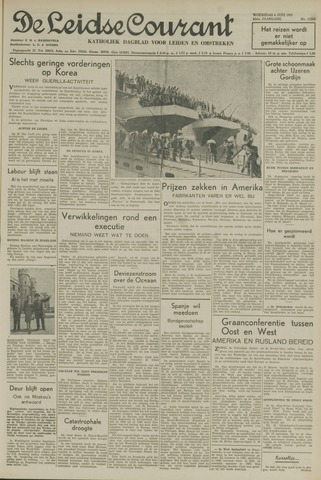 Leidse Courant 1951-06-06