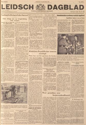 Leidsch Dagblad 1949-01-28
