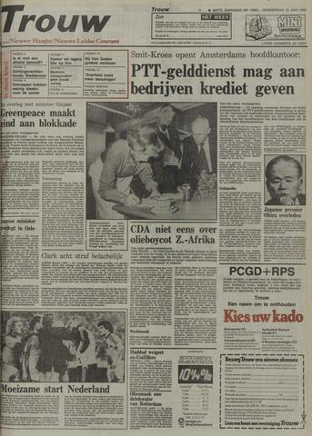 Nieuwe Leidsche Courant 1980-06-12