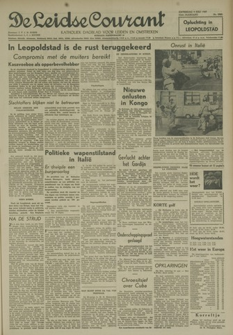 Leidse Courant 1960-07-09