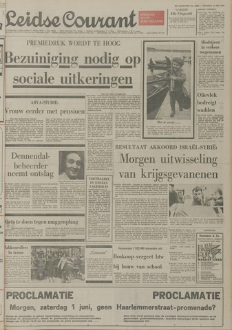 Leidse Courant 1974-05-31