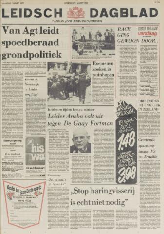 Leidsch Dagblad 1977-03-07