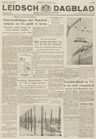 Leidsch Dagblad 1959-03-19