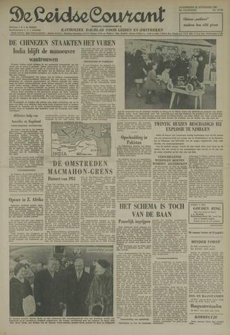 Leidse Courant 1962-11-22