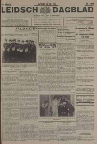 Leidsch Dagblad 1937-05-15