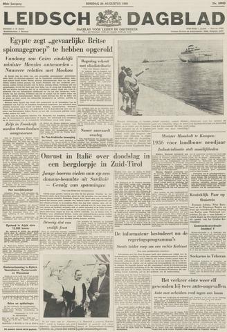 Leidsch Dagblad 1956-08-28