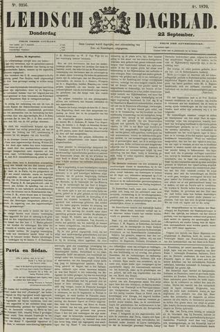Leidsch Dagblad 1870-09-22