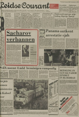 Leidse Courant 1980-01-23