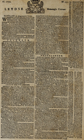Leydse Courant 1751-12-27