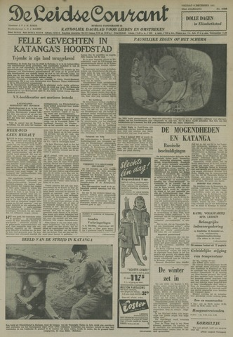 Leidse Courant 1961-12-08