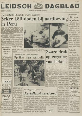 Leidsch Dagblad 1970-06-01
