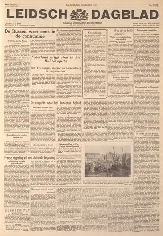 Leidsch Dagblad 1947-11-06