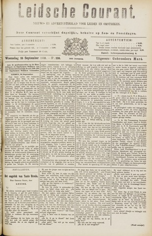 Leydse Courant 1889-09-25