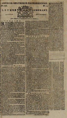 Leydse Courant 1796-11-14