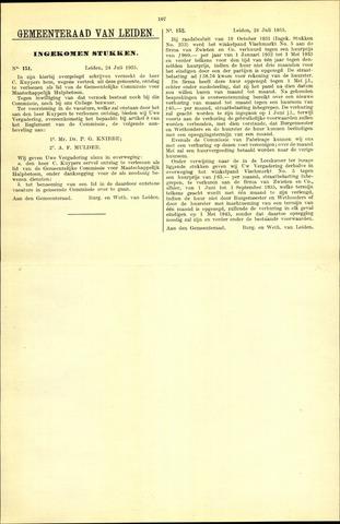 Handelingen van de Raad 1935-07-24