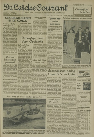 Leidse Courant 1960-07-04