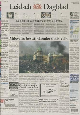 Leidsch Dagblad 2000-10-06
