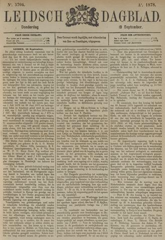 Leidsch Dagblad 1878-09-19