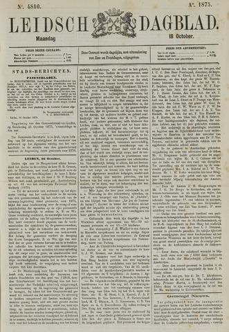 Leidsch Dagblad 1875-10-18
