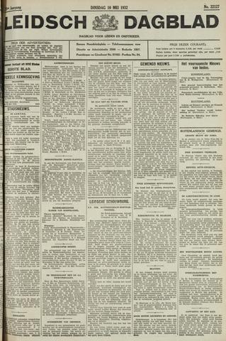 Leidsch Dagblad 1932-05-10