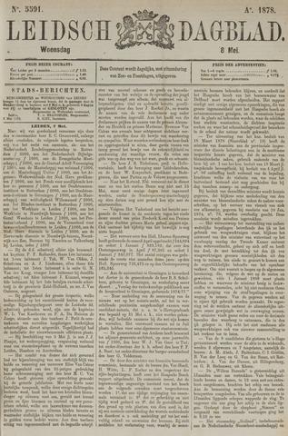 Leidsch Dagblad 1878-05-08