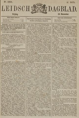 Leidsch Dagblad 1875-12-24