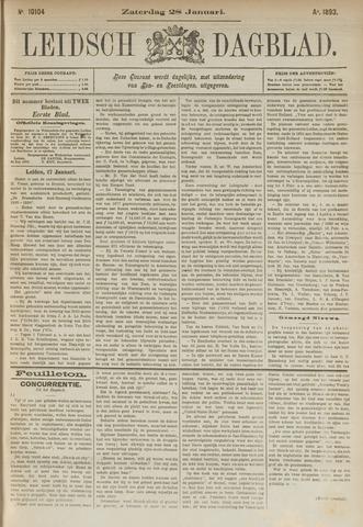 Leidsch Dagblad 1893-01-28